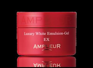 アンプルールラグジュアリーホワイト美容乳液ゲルEX